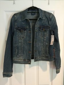 Morrie Boyfriend Denim Jacket